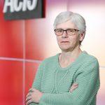 Profª. Brígida Maria Erhardt- Presidente do Núcleo de Educação Superior