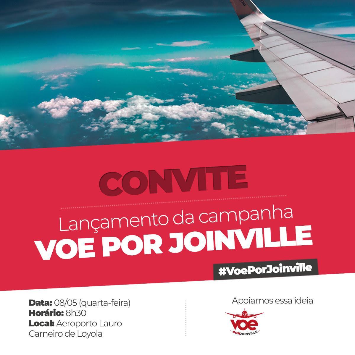 Voe Por Joinville