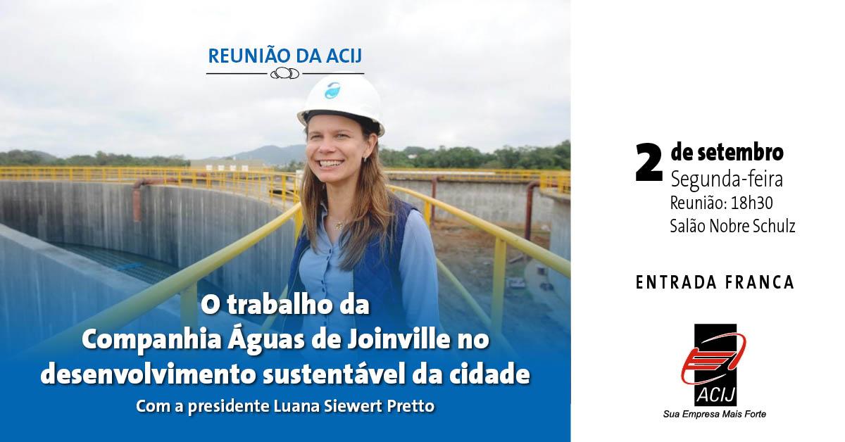 presidente-da-companhia-aguas-de-joinville-apresenta-investimentos-na-acij
