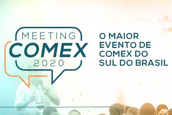 Ingressos da nova edição do Meeting Comex começam a ser vendidos no dia 20 de janeiro