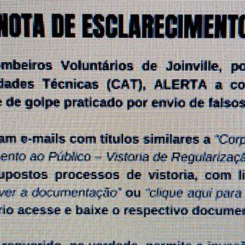 bombeiros-joinville-fazem-alerta-contra-golpes-em-e-mail