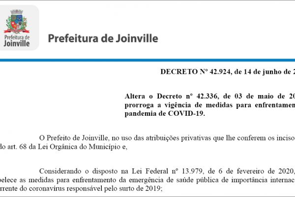 de-volta-ao-nivel-gravissimo-joinville-publica-novo-decreto-de-combate-a-pandemia