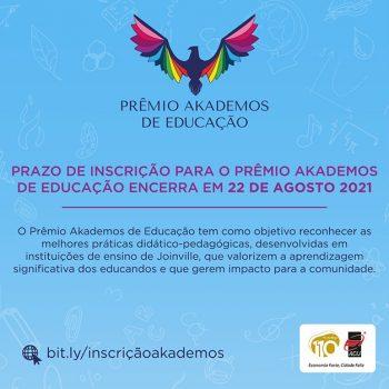 termina-dia-22-de-agosto-o-prazo-para-inscricoes-na-segunda-edicao-do-premio-akademos-de-educacao