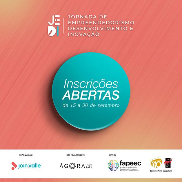 prazo-de-inscricoes-para-segunda-edicao-da-jornada-jedi-2021-esta-aberto-ate-30-de-setembro-evento-de-inovaca-tem-apoio-da-acij
